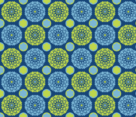 SpringRake5 fabric by paula's_designs on Spoonflower - custom fabric