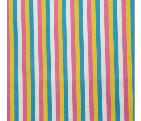 I'm In the garden/ stripes