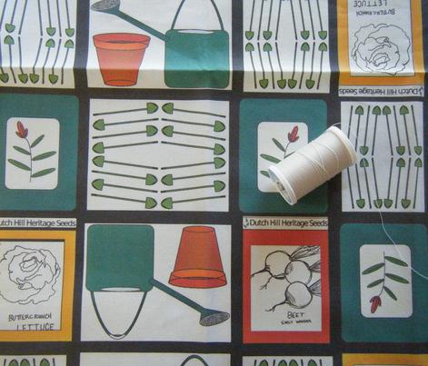 Dutch Hill Heritage Seeds Mosaic