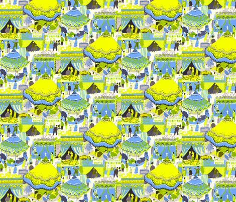 carnival citrus gray