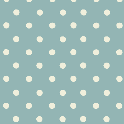 Seeing spots 3 fabric by mezzime on Spoonflower - custom fabric