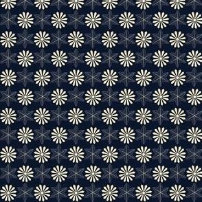 Snowflake Pattern 1863 No. III