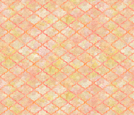 Scheherazade was here fabric by su_g on Spoonflower - custom fabric