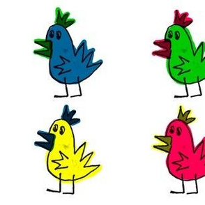 Chicken Pop!