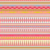 Aztec Stripe Spring