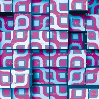 Circle Cubes 5