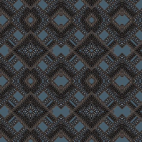 snake chain fabric by sydama on Spoonflower - custom fabric