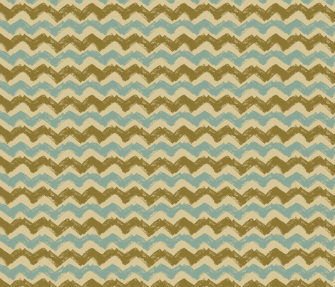 Midieval Chevron fabric by emily_caraballo on Spoonflower - custom fabric