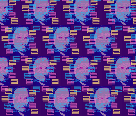 Cyborg 3 fabric by kcs on Spoonflower - custom fabric