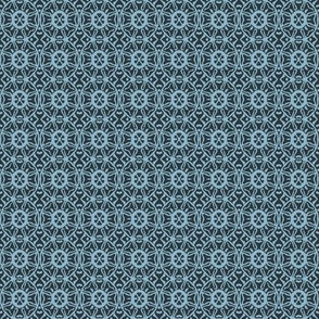 Little French Blue Circles