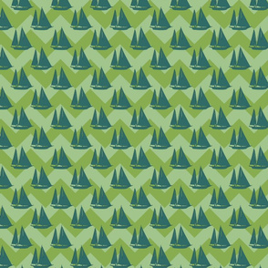 sailboat_green