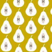 Pear Small Mustard