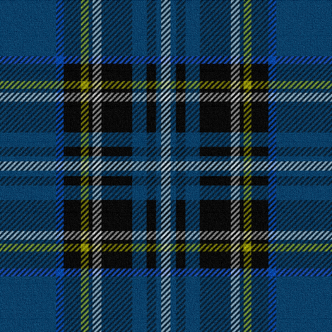 Firefly Nights Plaid fabric by peacoquettedesigns on Spoonflower - custom fabric