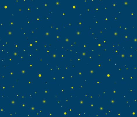 Firefly Polkadots fabric by peacoquettedesigns on Spoonflower - custom fabric