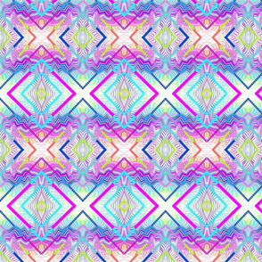 chevron_swirl_and ribbons pastel rainbow