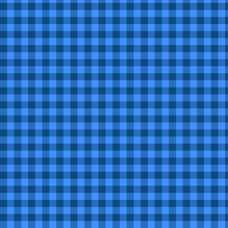 pajama blue gingham  fabric by weavingmajor on Spoonflower - custom fabric
