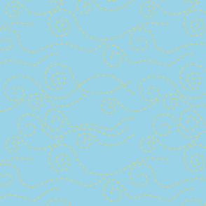 vague_pointillée_bleu_jaune_L