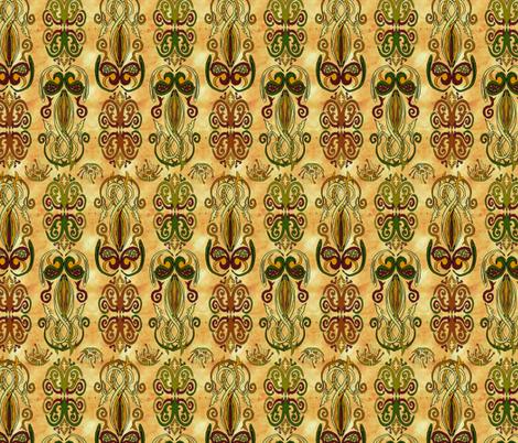 Gypsy Motifs fabric by joojoostrees on Spoonflower - custom fabric