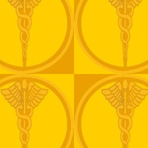 Medical Doctor's Caduceus