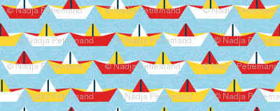 sailing_paper_boat_ciel_XL