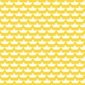 Paper_boat_blanc_bord_jaune_m_shop_thumb