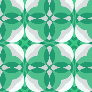 caleidoscope green