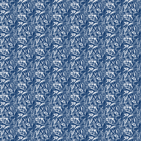 Kaiulani Calico fabric by amyvail on Spoonflower - custom fabric