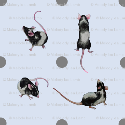 Black and White Mice