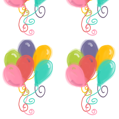 celebrate fabric by luvinewe on Spoonflower - custom fabric