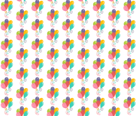 celebrate fabric by luvinewe on Spoonflower - custom fabric
