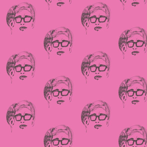 Geek Hero 1 pink