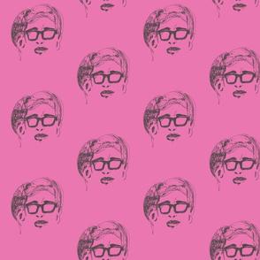 Geek Hero 1 pink