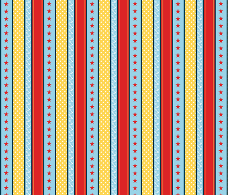 Sailing fabric by jadegordon on Spoonflower - custom fabric
