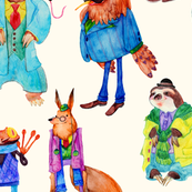 Well Dressed Menagerie