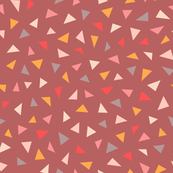 Triangle Confetti