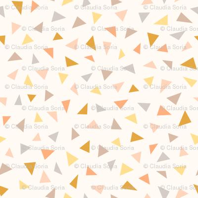 Triangle Confetti Spring
