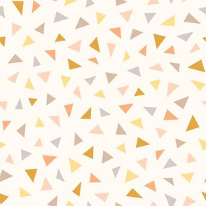 Triangle Confetti Spring