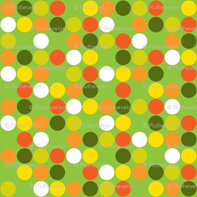 Garden Dots -small