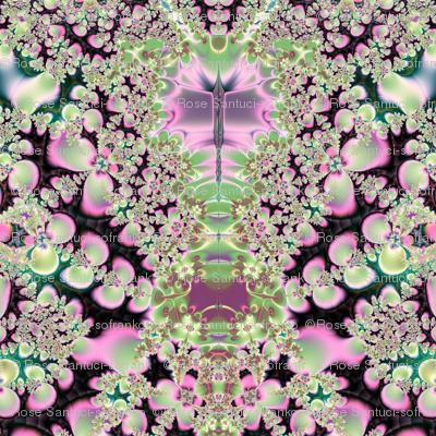 Fractal: Spring Blossoms