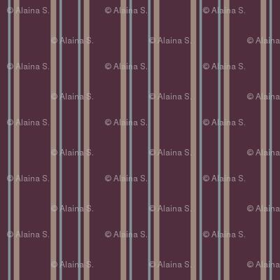 berry multi-stripe