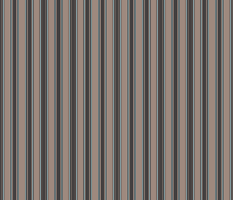 tan multi stripe fabric by alainasdesigns on Spoonflower - custom fabric