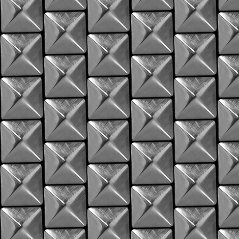 studs half drop fabric by sydama on Spoonflower - custom fabric