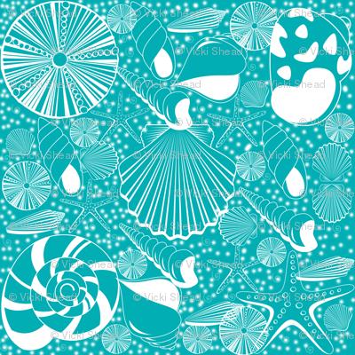 Turquoise Shells
