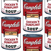 Retro Campbell's Soup