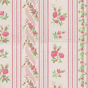 Pink Dawn ~ La Chere Petite Dauphine