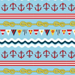 Nautical Stripe