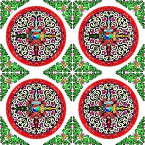 Tibetan Flower