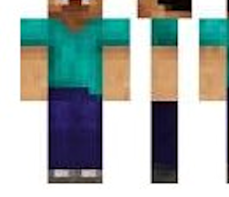 Minecraft Steve-stuffed