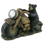 bear riding bike