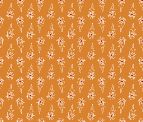 DAISY_DOT-ch fabric by pfeiffer on Spoonflower - custom fabric